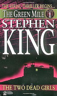 novel by Stephen King