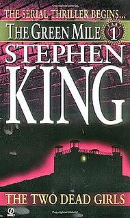 <i>The Green Mile</i> (novel) novel by Stephen King