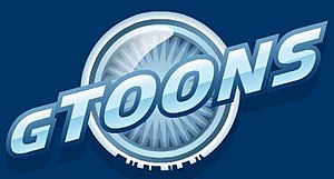 Cartoon Orbit - gToons logo