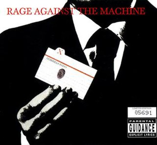 Guerrilla Radio 1999 single by Rage Against the Machine