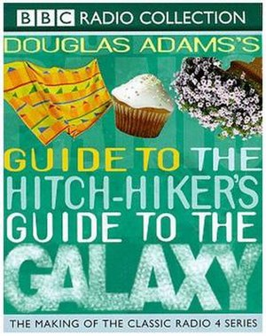Douglas Adams's Guide to The Hitchhiker's Guide to the Galaxy - Image: Guide To Hitchhikers Guide