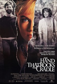 The Hand That Rocks the Cradle full movie (1992)