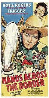 <i>Hands Across the Border</i> 1944 film by Joseph Kane