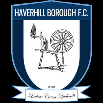 Haverhill Borough F.C. - Image: Haverhill Borough logo