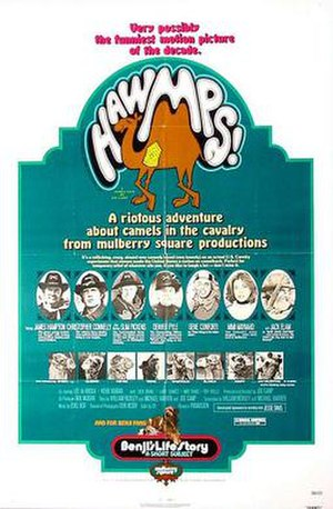 Hawmps! - Poster for original theatrical release
