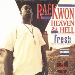 Heaven & Hell (Raekwon song) - Image: Heaven & Hell