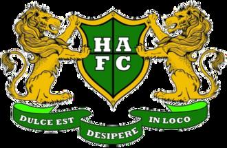 Hengrove Athletic F.C. - Image: Hengrove Athletic F.C. logo