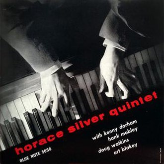 Horace Silver and the Jazz Messengers - Image: Horace Silver Quintet