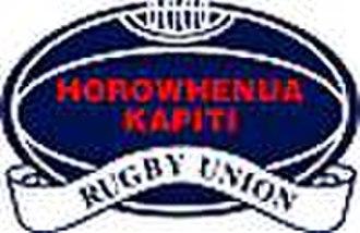 Horowhenua-Kapiti Rugby Football Union - Image: Horowhenua kapiti logo