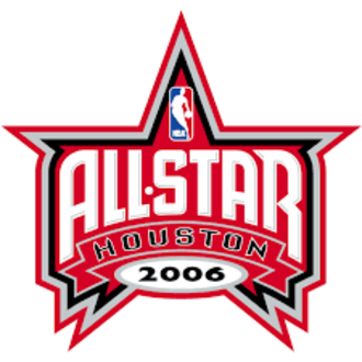 2006 NBA All-Star Game - Image: Houston All Star Game Logo