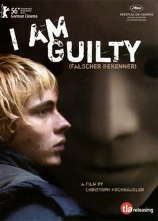 <i>I Am Guilty</i> 2005 film