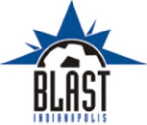 Indiana Blast - Image: Indianablast