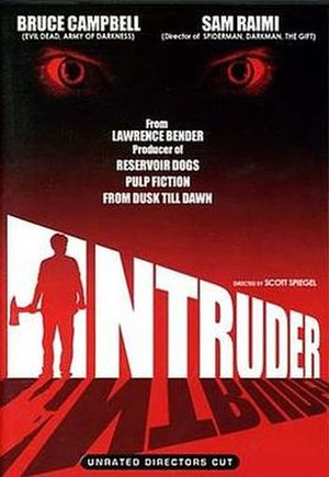Intruder (1989 film) - DVD released by Wizard Entertainment