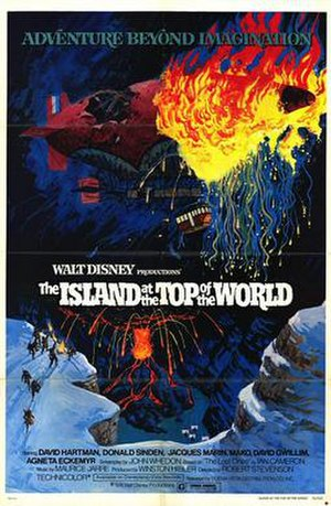The Island at the Top of the World - Image: Island at the top of the world movie poster