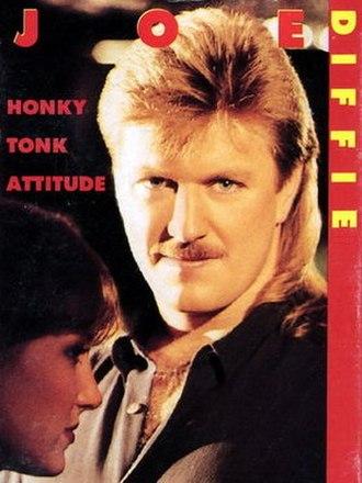 Honky Tonk Attitude (song) - Image: JD Honky Tonk Attitude single