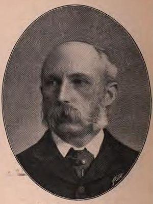 Sir James Rankin, 1st Baronet - Rankin in 1895.