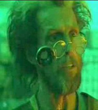 Floronic Man - Jason Woodrue, played by John Glover, as seen in Batman & Robin.