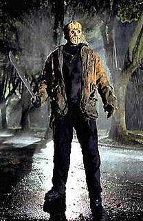 Jason Voorhees Main character of the Friday the 13th series