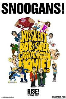 Jay and silent bob cartoon movie poster.jpg