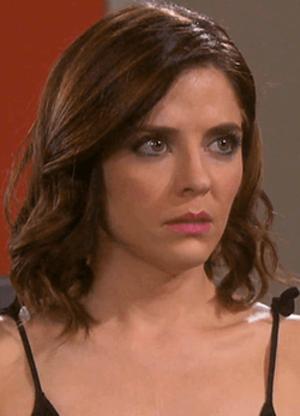 Theresa Donovan - Jen Lilley as Theresa Donovan