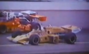 1976 Indianapolis 500 - Image: Johnnyrutherford 1976