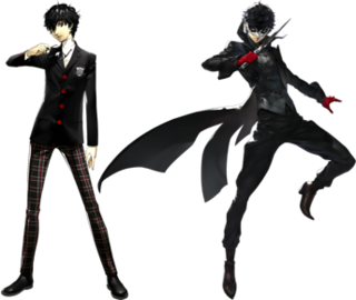 Joker (<i>Persona</i>) Character introduced in Atluss 2016 video game Persona 5