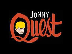 Jonny Quest (TV series) - Image: Jonny quest logo