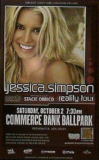 Reality Tour (Jessica Simpson)