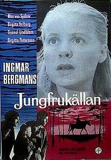 <i>The Virgin Spring</i> 1960 film by Ingmar Bergman