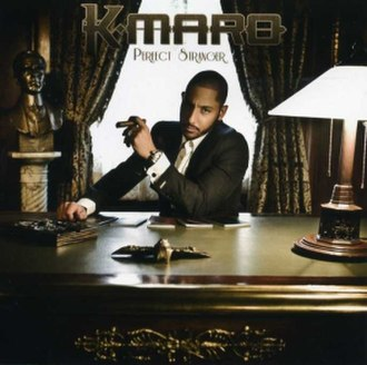 Perfect Stranger (album) - Image: K'Maro Perfect Stranger