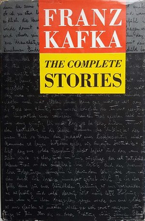 The Complete Stories of Franz Kafka - First edition