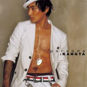 Persona (Kangta album) - Image: Kang Ta Persona Cover