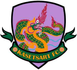 Kasetsart F.C. - Image: Kasetsart University F.C. logo