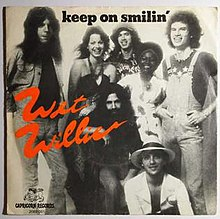 Keep On Smilin' - Wet Willie.jpg