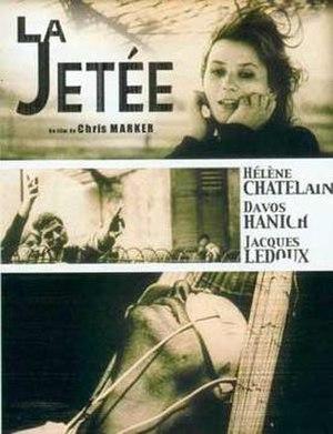 La Jetée - Theatrical release poster