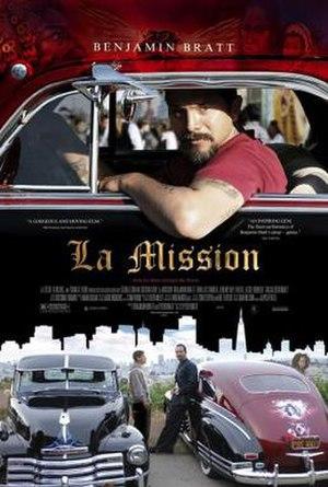 La Mission (film) - Film poster