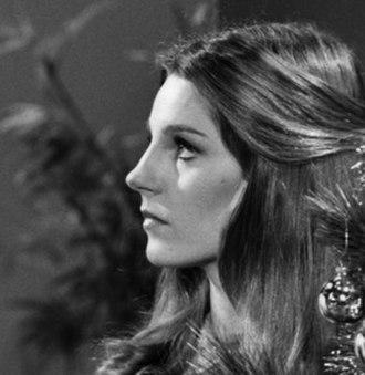 Heather Webber (General Hospital) - Georganne LaPiere as Heather Webber in 1976