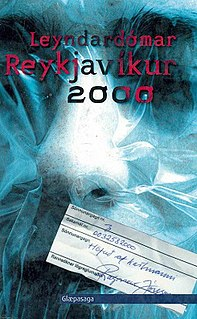 <i>Leyndardómar Reykjavíkur 2000</i>