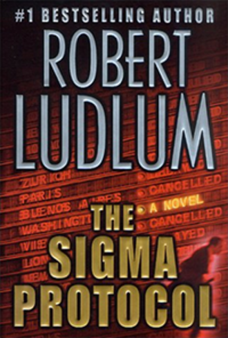 The Sigma Protocol - The Sigma Protocol first edition cover.