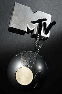 MTV Europe Music Award award
