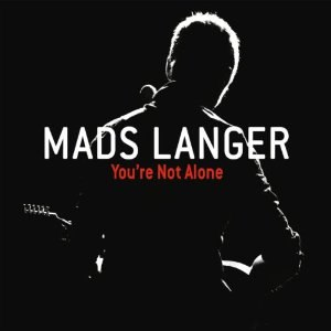You're Not Alone (Olive song) - Image: Mads Langer Youre Not Alone German