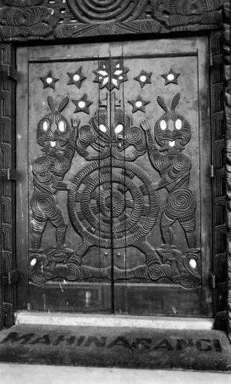 Tūrangawaewae - Doors of Mahinarangi