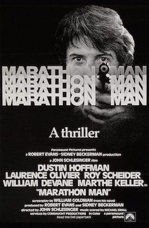 Marathon Man (film) - Image: Marathon man