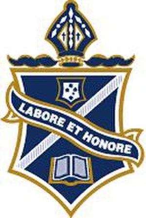 Mentone Grammar School - Mentone Grammar crest. Source: www.mentonegrammar.net/ (Mentone website)