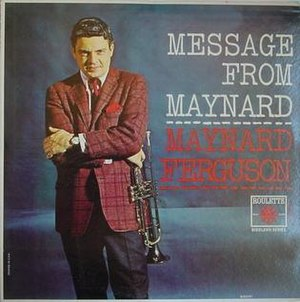 Message from Maynard - Image: Message from Maynard