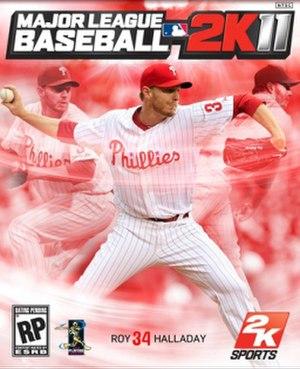 Major League Baseball 2K11 - Image: Mlb 2k 11