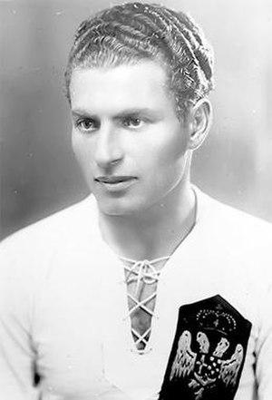 Blagoje Marjanović - Image: Moša Marjanović