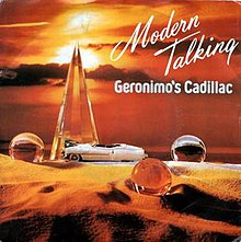 Modern Talking — Geronimo's Cadillac (studio acapella)