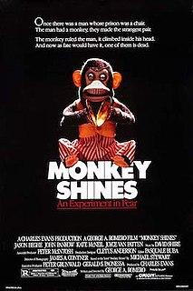<i>Monkey Shines</i> (film)