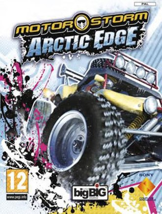 MotorStorm: Arctic Edge - Image: Motor Storm Arctic Edge
